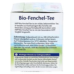 HIPP Bio Tee Fenchel Beutel 20x1.5 Gramm - Rechte Seite