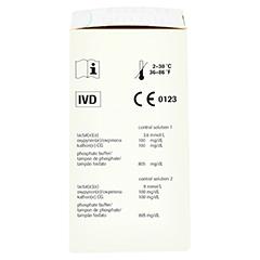 BM TEST Control Lactate Lösung 2 Stück - Rechte Seite