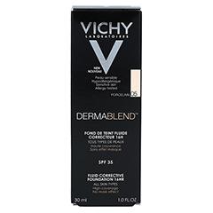 Vichy Dermablend Make-up Fluid Nr. 05 Porcelain 30 Milliliter - Rückseite