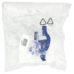 OMRON Säuglingsmaske PVC 1 Stück - Rückseite