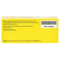 DEKRISTOLVIT D3 800 I.E. Tabletten 90 Stück - Unterseite
