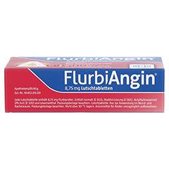 FlurbiAngin 8,75mg 24 Stück N1 - Unterseite