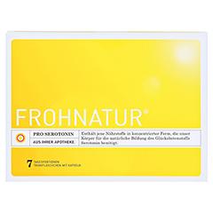 FROHNATUR Pro Serotonin 7 Stück - Vorderseite