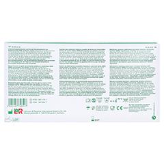 SENTINA Ambidextrous Nitrile U-Hands.unsteril Gr.M 200 Stück - Unterseite