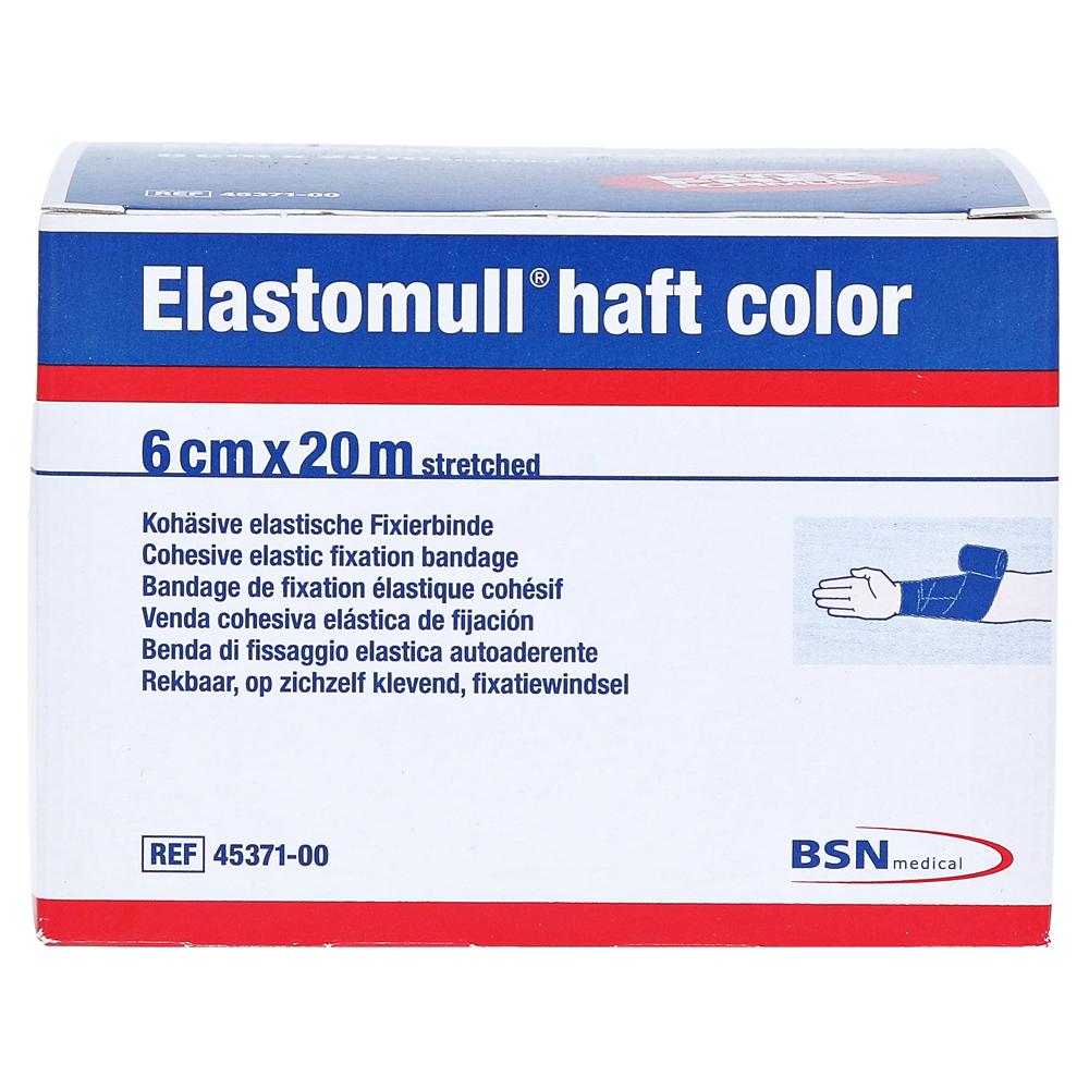 Erfahrungen Zu ELASTOMULL Haft Color 6 Cmx20 M Fixierbblau 1 Stuck