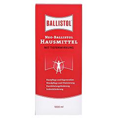 NEO BALLISTOL Hausmittel flüssig 1000 Milliliter - Vorderseite