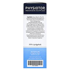 PHYSIOTOP Basis Creme 150 Milliliter - Linke Seite