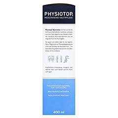 PHYSIOTOP Basis Lotion + gratis Physiotop Intensiv-Creme akut 30 ml 400 Milliliter - Rechte Seite