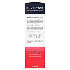 PHYSIOTOP Akut Intensiv-Lotion 400 Milliliter - Rechte Seite
