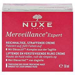 NUXE Merveillance Expert Anti-Aging-Creme reichhaltig 50 Milliliter - Vorderseite