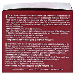 NUXE Merveillance Expert Anti-Aging-Creme für die Nacht 50 Milliliter - Linke Seite
