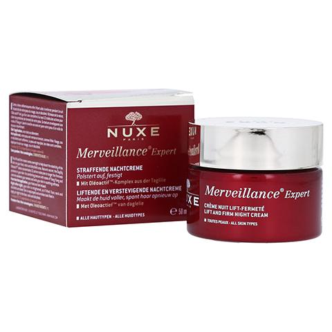 NUXE Merveillance Expert Anti-Aging-Creme für die Nacht 50 Milliliter
