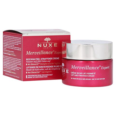NUXE Merveillance Expert Anti-Aging-Creme reichhaltig 50 Milliliter