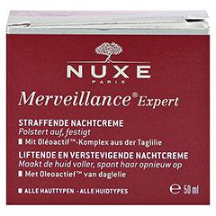 NUXE Merveillance Expert Anti-Aging-Creme für die Nacht 50 Milliliter - Vorderseite
