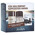 AHAVA Men After Shave+Deo 50ml+peel-off Mask 8ml 1 Packung