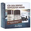 AHAVA Men After Shave+Deo 50ml+Peel-off Mask 8ml 1 Packung