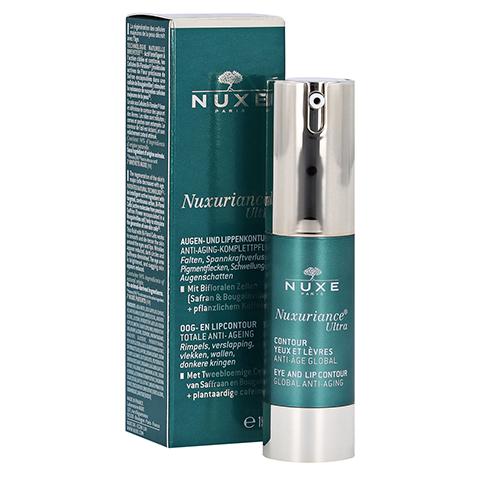NUXE Nuxuriance Ultra Augen- & Lippenkonturenpflege 15 Milliliter