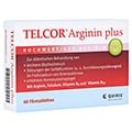 Telcor Arginin plus Filmtabletten 60 Stück