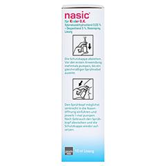 Nasic für Kinder O.K. 10 Milliliter N1 - Rechte Seite
