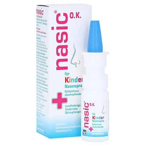 Nasic für Kinder O.K. 10 Milliliter N1