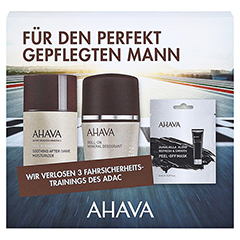 AHAVA Men Pflegeset für Ihn 1 Packung - Vorderseite