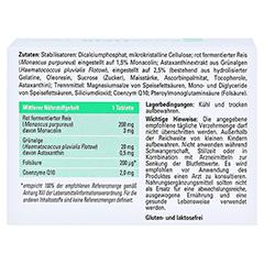 ARMOLIPID Tabletten 60 Stück - Rückseite