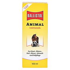 BALLISTOL animal Liquidum vet. 100 Milliliter - Vorderseite