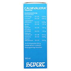 CALMVALERA Hevert Tropfen 200 Milliliter N3 - Rechte Seite