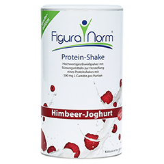 FIGURANORM Proteinshake Himbeer-Joghurt Plv.Dose 360 Gramm