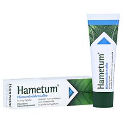 Hametum Hämorrhoidensalbe 25 Gramm N1