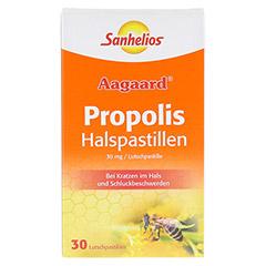 Propolis Halspastillen 30 Stück - Vorderseite