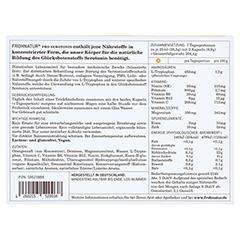 FROHNATUR Pro Serotonin 7 Stück - Rückseite