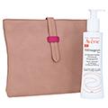 AVENE Antirougeurs Clean erfrisch.Reinigungsmilch + gratis Avene Antirougeurs Kosmetiktasche 200 Milliliter