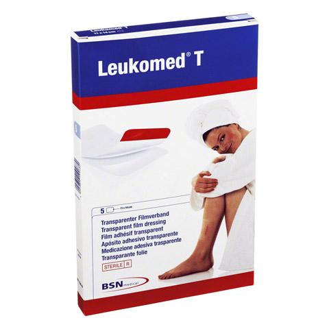 LEUKOMED transp.sterile Pflaster 11x14 cm 5 St�ck