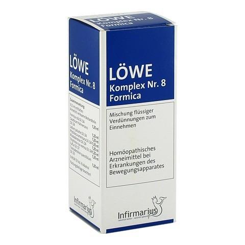 L�WE KOMPLEX Nr. 8 Formica Tropfen 100 Milliliter N2