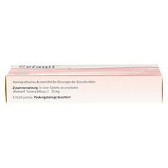 CEFAGIL Tabletten 60 Stück - Unterseite