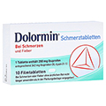 Dolormin Schmerztabletten 10 Stück N1