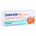 Dolormin GS mit Naproxen 20 Stück