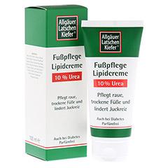ALLGÄUER LATSCHENK. 10% Urea Fuß Lipidcreme 100 Milliliter
