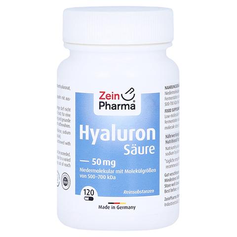 Hyaluronsäure 50 mg Caps 120 Stück