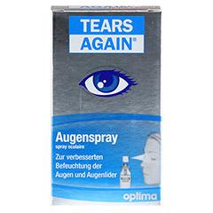 TEARS Again Liposomales Augenspray 10 Milliliter - Vorderseite