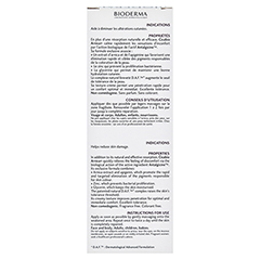 BIODERMA Cicabio Arnica+ Pflegecreme 40 Milliliter - Rückseite