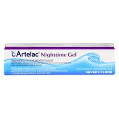 ARTELAC Nighttime Gel 1x10 Gramm - Rückseite