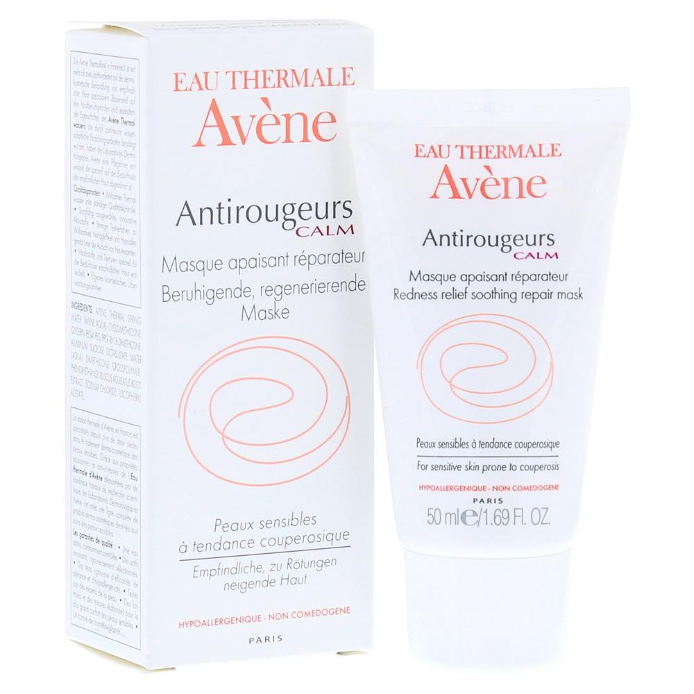 Erfahrungen Zu Avene Antirougeurs Calm Beruhigende Maske 50