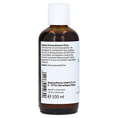 Schwarzkümmelöl Bio 100 Milliliter - Rechte Seite