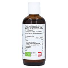 Schwarzkümmelöl Bio 100 Milliliter - Linke Seite
