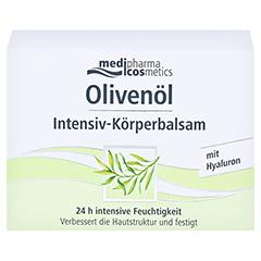 medipharma Olivenöl Intensiv-Körperbalsam 250 Milliliter - Vorderseite
