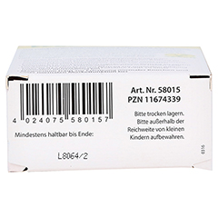 VEGGIE Depot Vitamin B12+Magnesium+Folsäure Tabl. 60 Stück - Unterseite