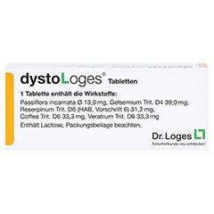 DystoLoges 50 Stück N1 - Rückseite