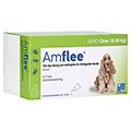AMFLEE 134 mg Spot-on Lsg.f.mittelgr.Hunde 10-20kg 6 Stück